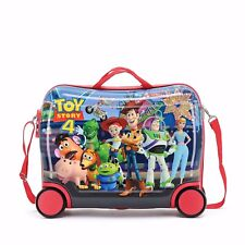 Disney Dis173 Kids Ride on Suitcase Toy Story Buzz Woody