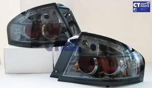 Smoked Black Altezza Ford Falcon FPV Fairmont BA BF XR6 XR8 Sedan Tail Lights
