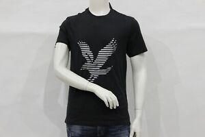 Lyle & Scott Logo Crew Neck T-Shirt : Black