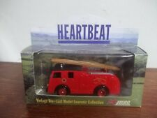 Lledo Heartbeat FIRE Truck Diecast Promotional Model Made England WITH BOX