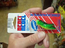 Rebel Crickhopper Popper!  P73432 Discontinued by Pradco