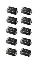 1N4001 SMD Diode Gleichrichterdiode 1A 50V 10 Stück (0002)