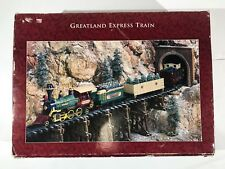 New Bright - Greatland Express Train - Vintage Christmas Train - 1992