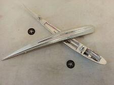 Cresta Guardabarros Piaggio Vespa Primavera Et3 Metal Aluminio con Sujeción