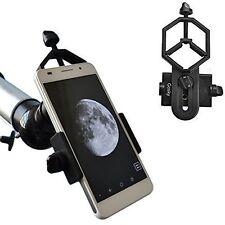 Cell Phone Adapter Mount Binocular Monocular Telescope Microscope Iphone Samsung