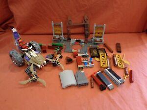 Lego Ninjago Mixed Parts Bundle Joblot Building vehicles