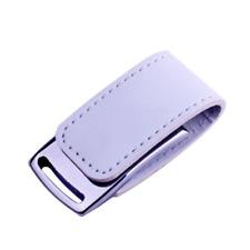 Эмблемы новые деревянная коробка кожа USB 2.0 флэш-памяти Stick ручка привода
