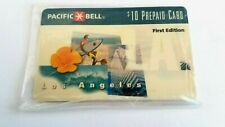 Pacific Bell First Edition Phone Card Mint VHTF