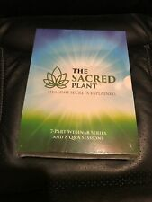 The Sacred Plant Healing Secrets Exposed 7 Part Docu-Series DVD NEW Sealed