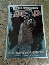 WALING DEAD IMAGE #1 THE GOVERNORS SPECIAL