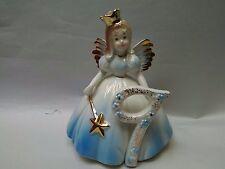 L8 Vintage 1970 Josef Originals 9th Birthday Angel Figurine-Excellent Condition!