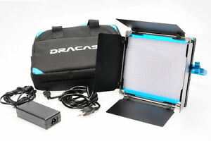 Dracast LED500 Silver Series Bi-Color LED Light DRSP-500BN #687