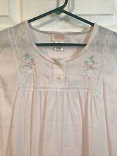 Gorgeous Light Pink Night Gown Dress. Size L (lightweight)