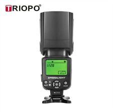 TRIOPO TR960II Pro Camera Speedlight Flash Sync Wireless Trigger TTL Strobe Mode