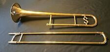 H. & A. Selmer Inc. Triple Threat trombone with Earl Williams handslide