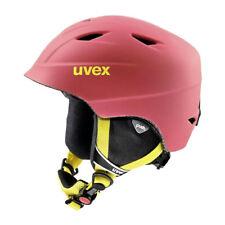 Uvex Airwing pro Rojo Moto Moto Infantil Liquidación Casco 48-52