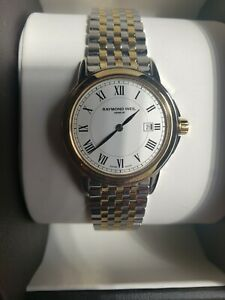 5966-E409781 raymond weil watches