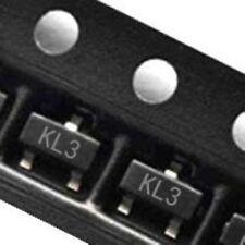100PCS BAT54C KL3 0.2A/30V SOT23 Schottky barrier diodes SMD transistor NEW