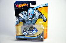 Hot Wheels Dc Universe 2015  Mr Freeze Collectible Die Cast Car