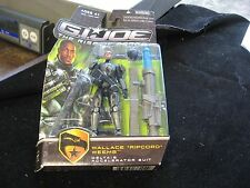 "GI Joe Rise of Cobra Wallace Ripcord Weems Delta-6 3-3/4"" Action Figure NIP"