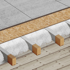 Dämmung Schüttung Baustoff Styropor Schüttdämmung EPS 1-10 mm 430 Liter