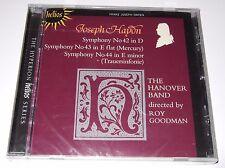Haydn: Symphonies Nos. 42, 43, 44 (CD, 2002, Helios) new