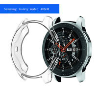 Anti-scratch Protect TPU Case Cover For 46mm 42mm Samsung Galaxy Smart Watch