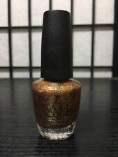Opi D07 Golden Eye nail polish lacquer 15 ml .5 fl oz