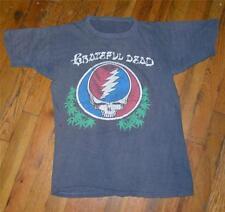 RaRe *1976 GRATEFUL DEAD* vtg concert tour shirt (S/M)70s Marijuana Jerry Garcia