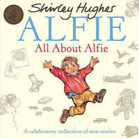 (Very Good)-All About Alfie (Paperback)-Hughes, Shirley-184941288X