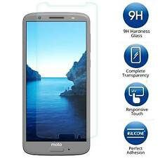 [2-PACK] Motorola Moto G6 Tempered Glass Screen Protector Guard Cover Saver