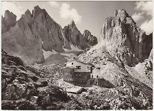 RIFUGIO F.LLI FONDA SAVIO AL PASSO DEI TOCCI - AURONZO DI CADORE (BELLUNO) 1967