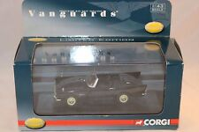 Vanguards Corgi VA 07005 Sunbeam Alpine Embassy black 1:43 mint in box