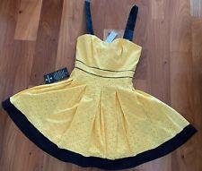 BEBE Hey Sailor Dress NWT S Small