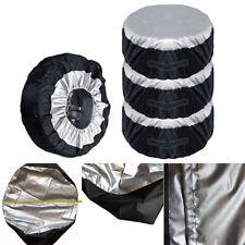 "Universal Car SUV 13-19"" Tote Spare Tire Tyre Storage Cover Wheel Bag 65x37cm"