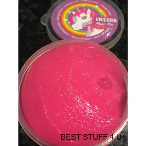 Magic Unicorn Reindeer Glitter Poo or Bogies Slime Toy Kids Christmas Gift b0 x