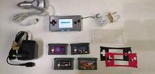 Nintendo Gameboy micro silver