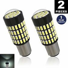 LUYED 2× 1700LM 1157 4014 102-EX Chipsets BAY15D 2057 2357 7528 Led Bulbs,White