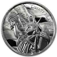 2 oz silver coin American Landmarks - Statue of Liberty Ultra HR Elemetal Mint