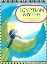 Egyptian Myths (Myths & Legends)-ExLibrary