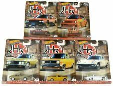 HOT WHEELS FYP86 JAPAN HISTORICS NISSAN MAZDA DATSUN HONDA