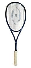 Damien Mudge Tournament Used Custom Made Harrow Squash Racket University Club