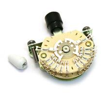 (1) Genuine Fender 5-way Super Switch for Strat/Nashville Tele 099-2251-000
