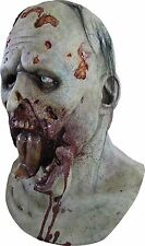 Halloween LifeSize Costume ZOMBIE FULLER LATEX DELUXE MASK Haunted House