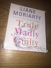 Truely Madly Guilty By Liane Moriarty Audiobook Set Read By Caroline Lee (14CDs)