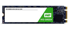 interne SSD / Festplatte 120GB WD Green M.2 (2280) SATAIII 3D 7mm