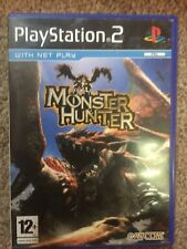 MONSTER HUNTER PLAYSTATION 2 - PS2 uk pal version