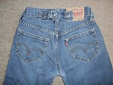 """Genuine LEVIS 5421-9500 RED TAB Button Fly Straight Cut JEANS~W30""""~L30"""""""