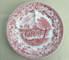 Shenango China Roselyn Castle Grill Divided Plate Restaurant Ware 10