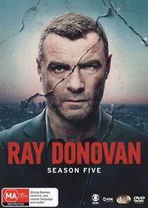 Ray Donovan Season Five DVD NEW